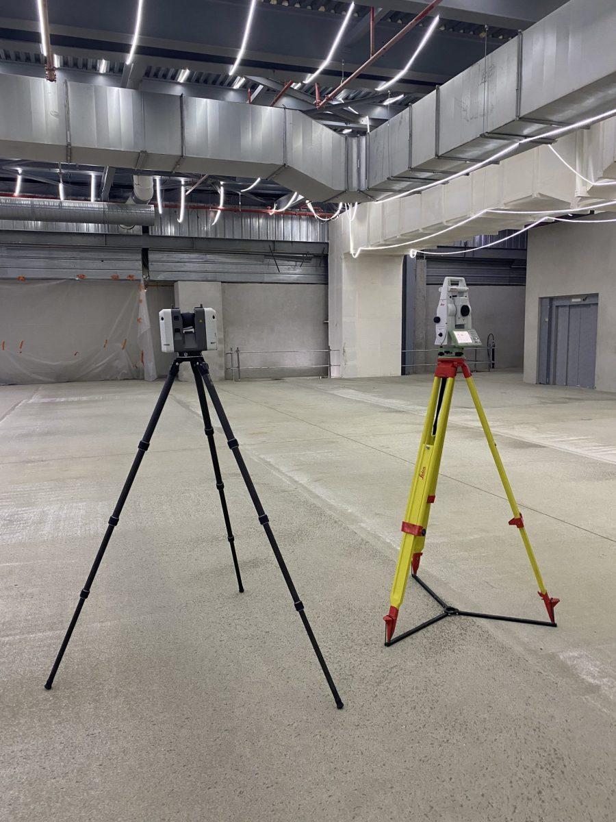 Scan Rtc 360 + Station Robotisee TS13